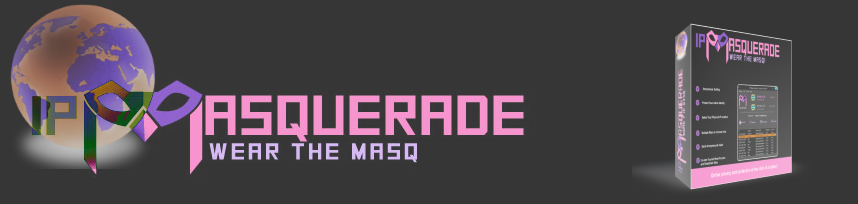 IPMasquerade Coupons and Promo Code